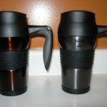 Cool Thermos Travel Mug With Handle