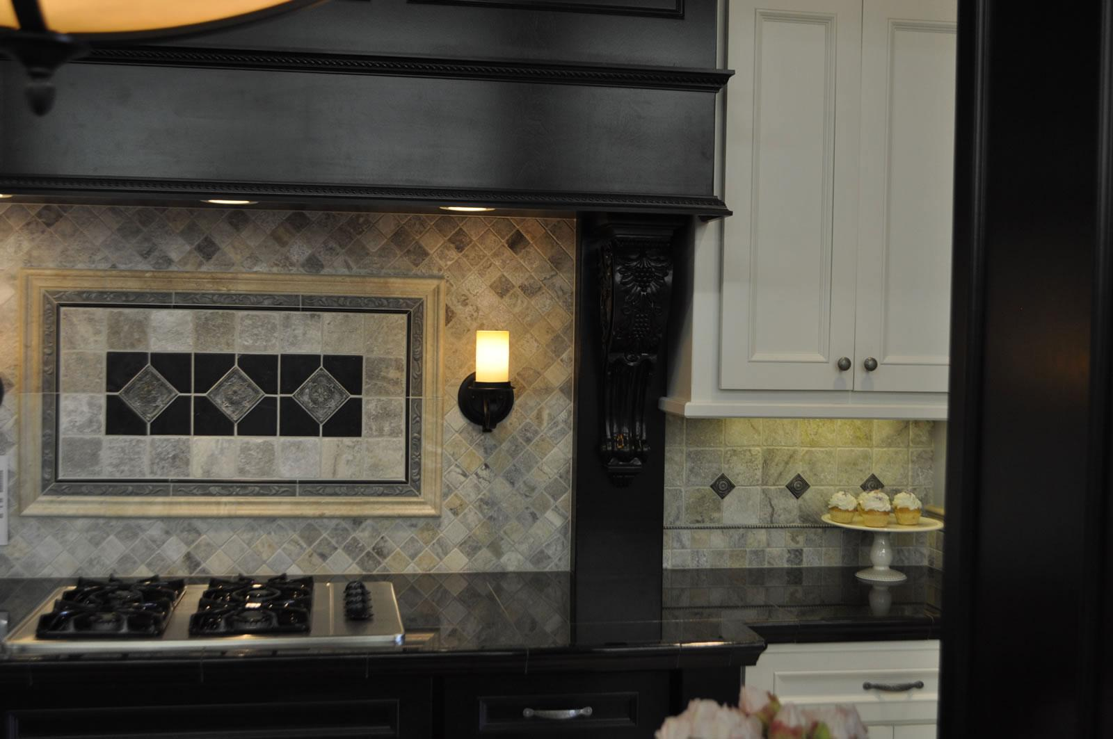 Image of: Cool Backsplash For Kitchen Ideas