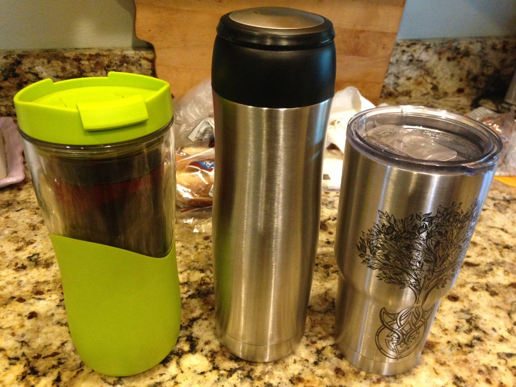 Image of: Copco Travel Mug Coffee
