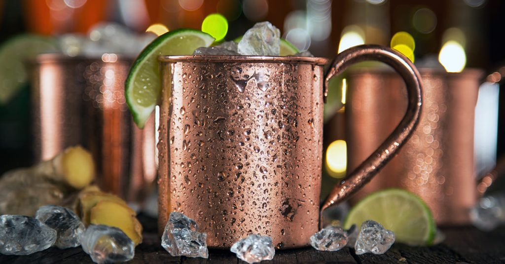 Image of: Copper Mug Bar Pictures