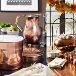 Copper Mug Bar Set Ideas