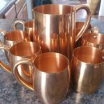 Copper Mug Bar Sets