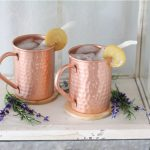 Copper Mugs Moscow Mule DIY