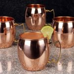 Copper Mugs Moscow Mule Images
