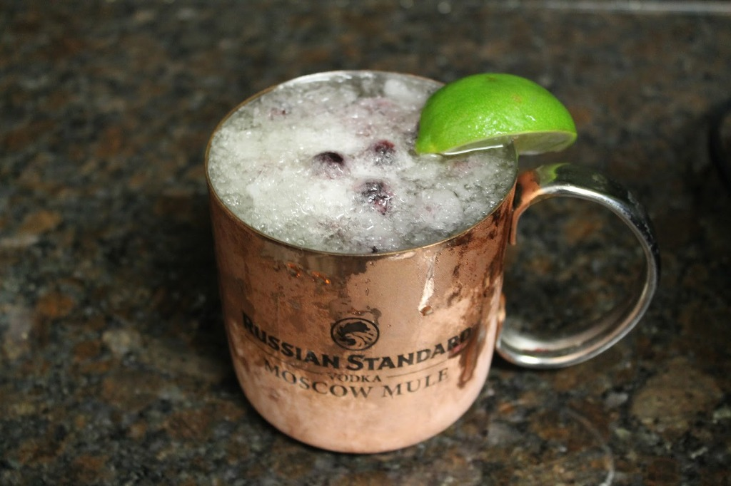 Image of: Copper Mugs Moscow Mule Pictures