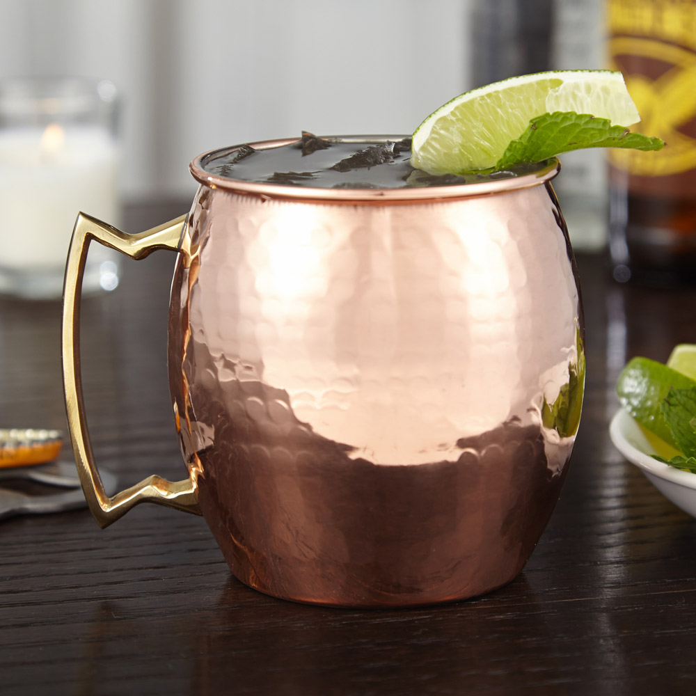 Copper Mule Mugs Colors