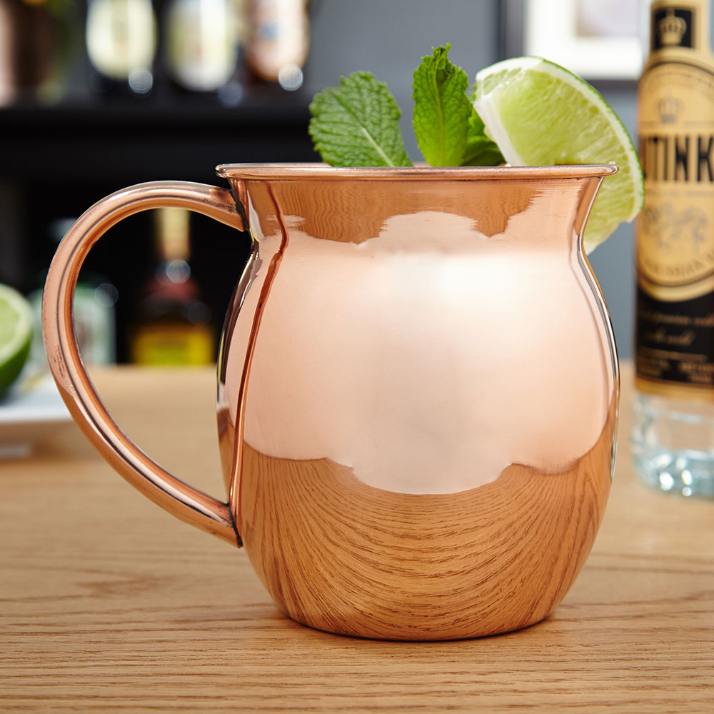 Image of: Copper Mule Mugs Models