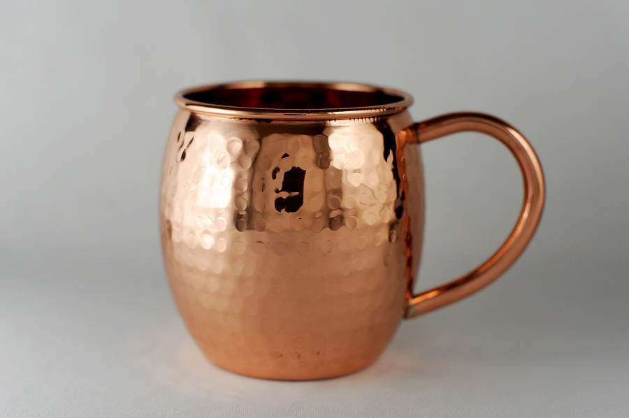 Image of: Copper Mule Mugs Small