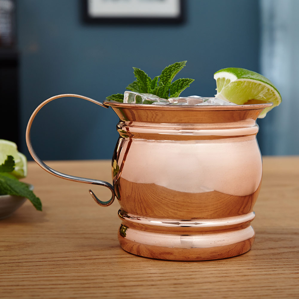 Image of: Copper Mule Mugs