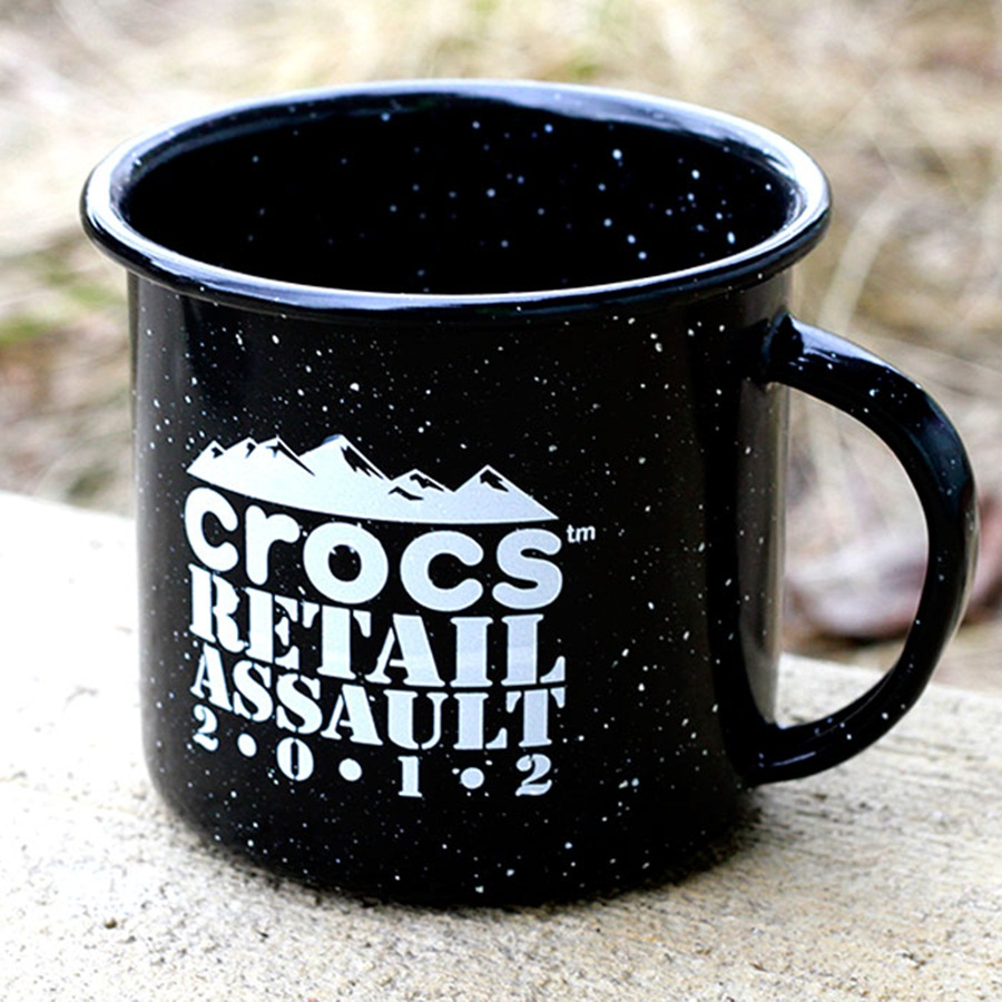 Image of: Custom Camping Mugs Ideas