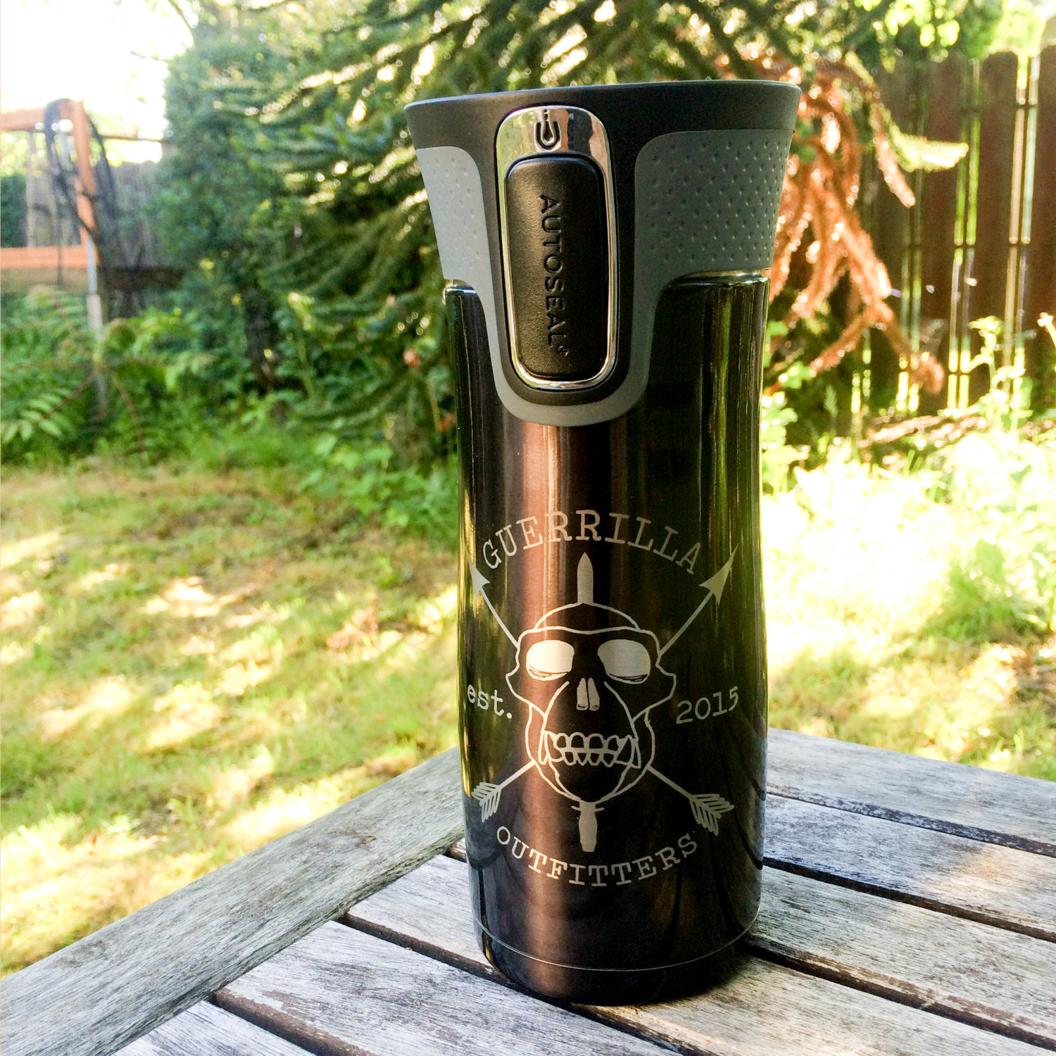 Image of: Custom Contigo Coffee Mug