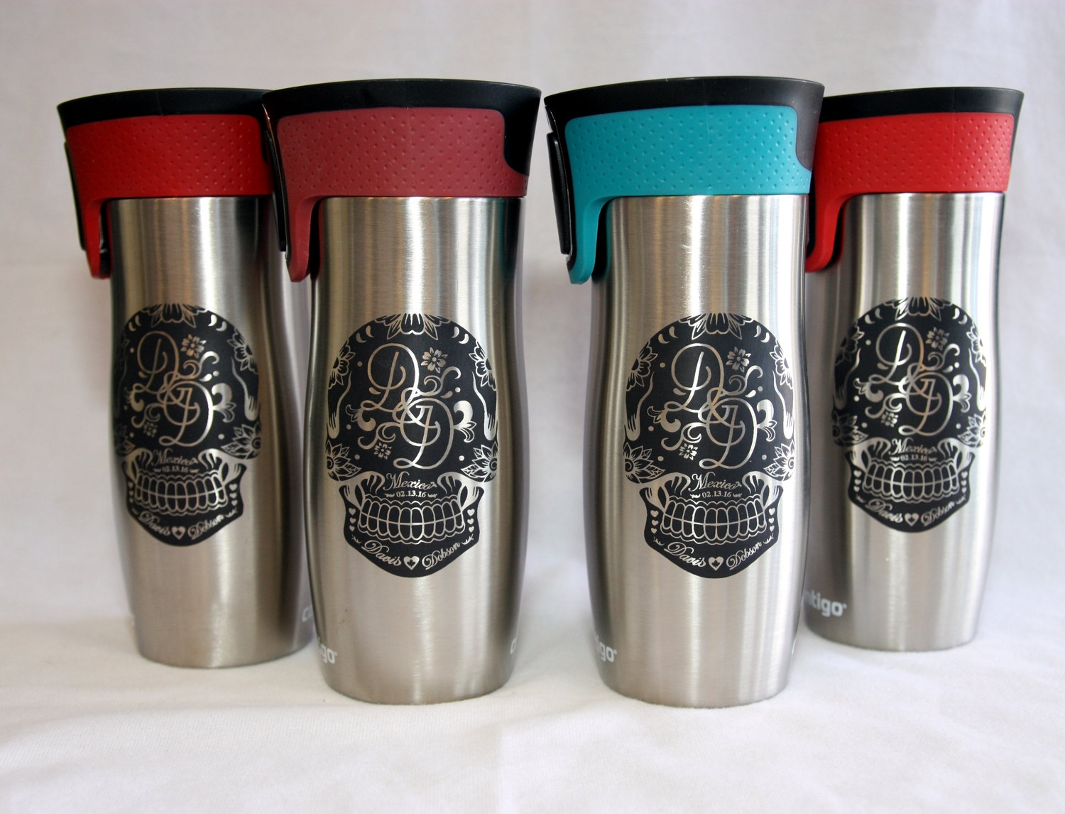 Image of: Custom Contigo Mugs