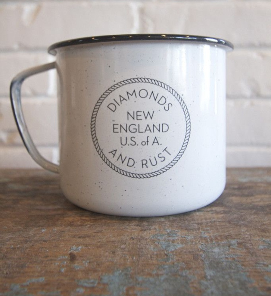 Image of: Custom Tin Mugs Ideas