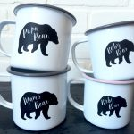 Custom Tin Mugs Images