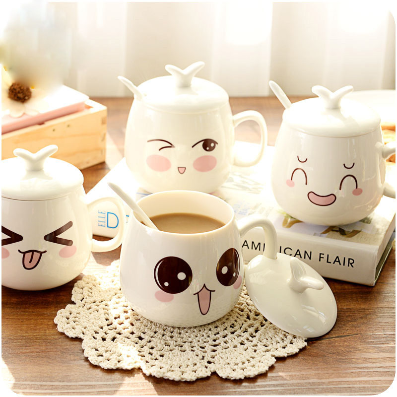 Image of: Cute Coffee Mug Sets