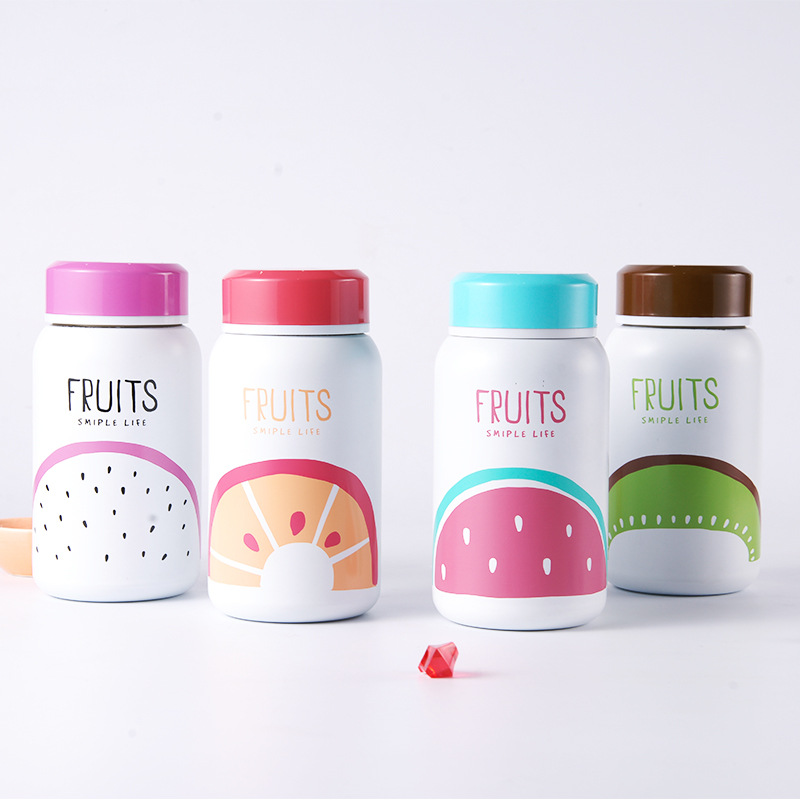 Cute Thermal Mugs Colors