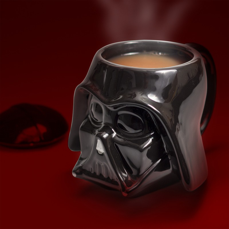 Image of: Darth Vader Mug Design