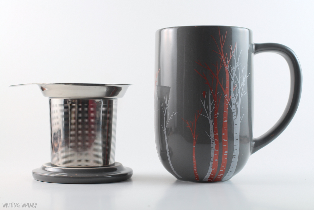 David's Tea Mugs Tree