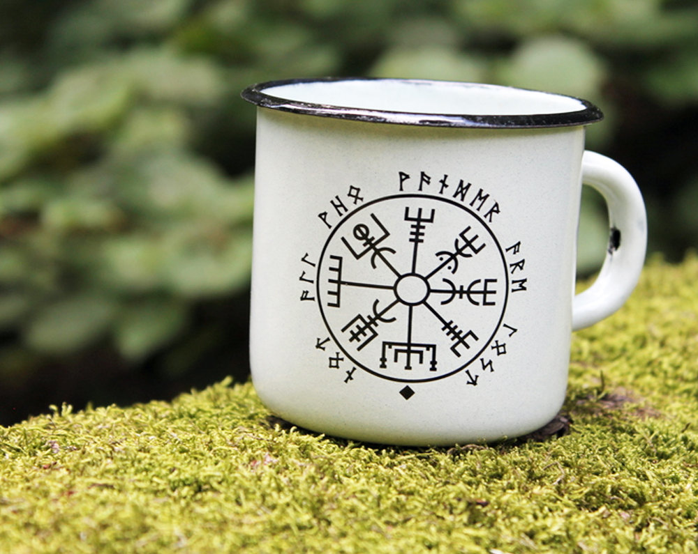 Design Custom Camping Mugs