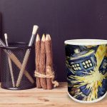 Doctor Who Figural Tardis Mug 17 Oz