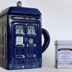 Doctor Who Tardis 2d Mug