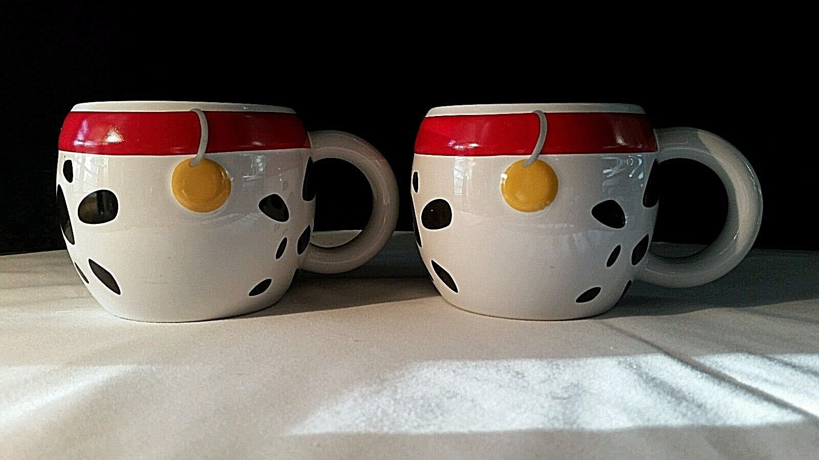 Image of: Double Oversized Coffee Mugs