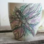Dragonfly Coffee Mugs Blue