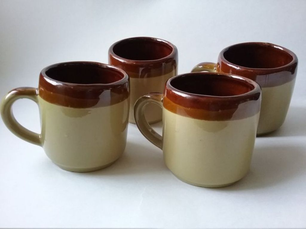 Image of: Dragonfly Coffee Mugs With Lids
