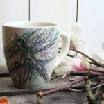 Dragonfly Coffee Mugs and Cups