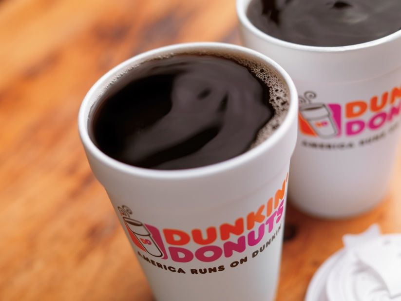 Image of: Dunkin Donuts Travel Mug Designs