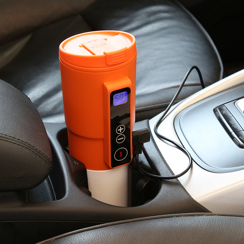 Image of: Electric Heated Travel Mug