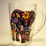 Elephant Coffee Mug Art