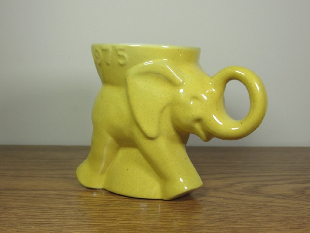 Elephant Coffee Mug Warmer