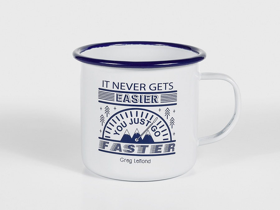 Enamel Mugs Quotes