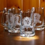 Engraved Beer Mugs Glasses