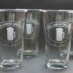 Engraved Beer Mugs Sets