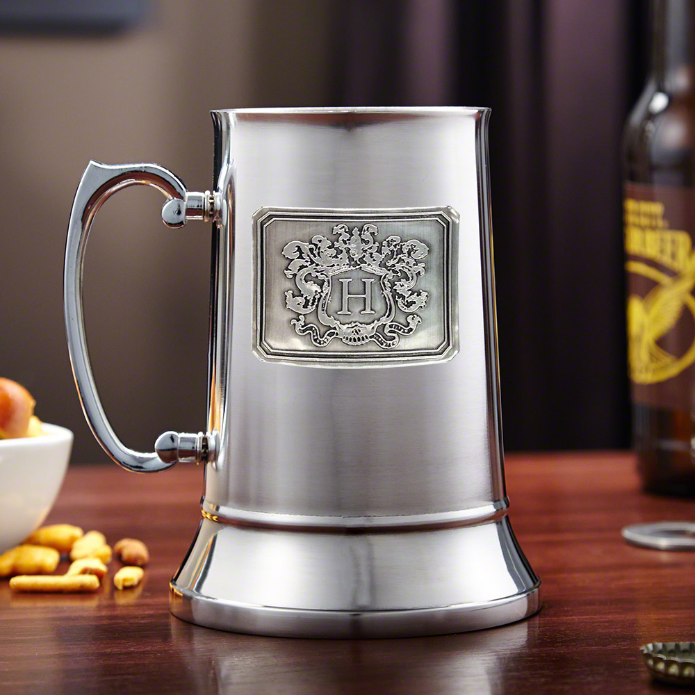 Engraved Beer Mugs Size