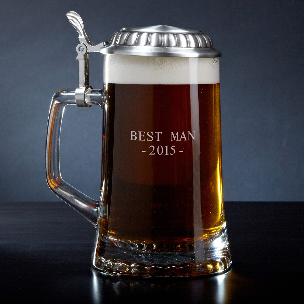 Engraved Beer Mugs Type