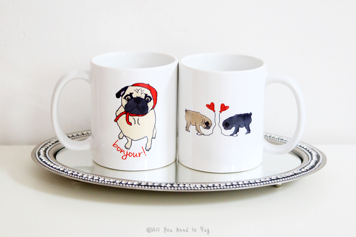 Image of: Everyone Needs a Pug Mug