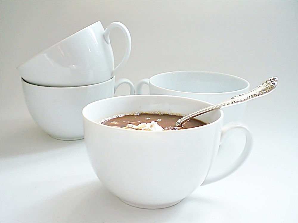 Image of: Extra Large Latte Mugs