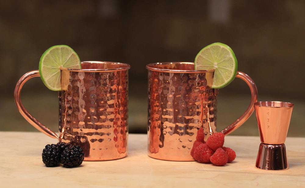Image of: Famous Authentic Moscow Mule Mugs