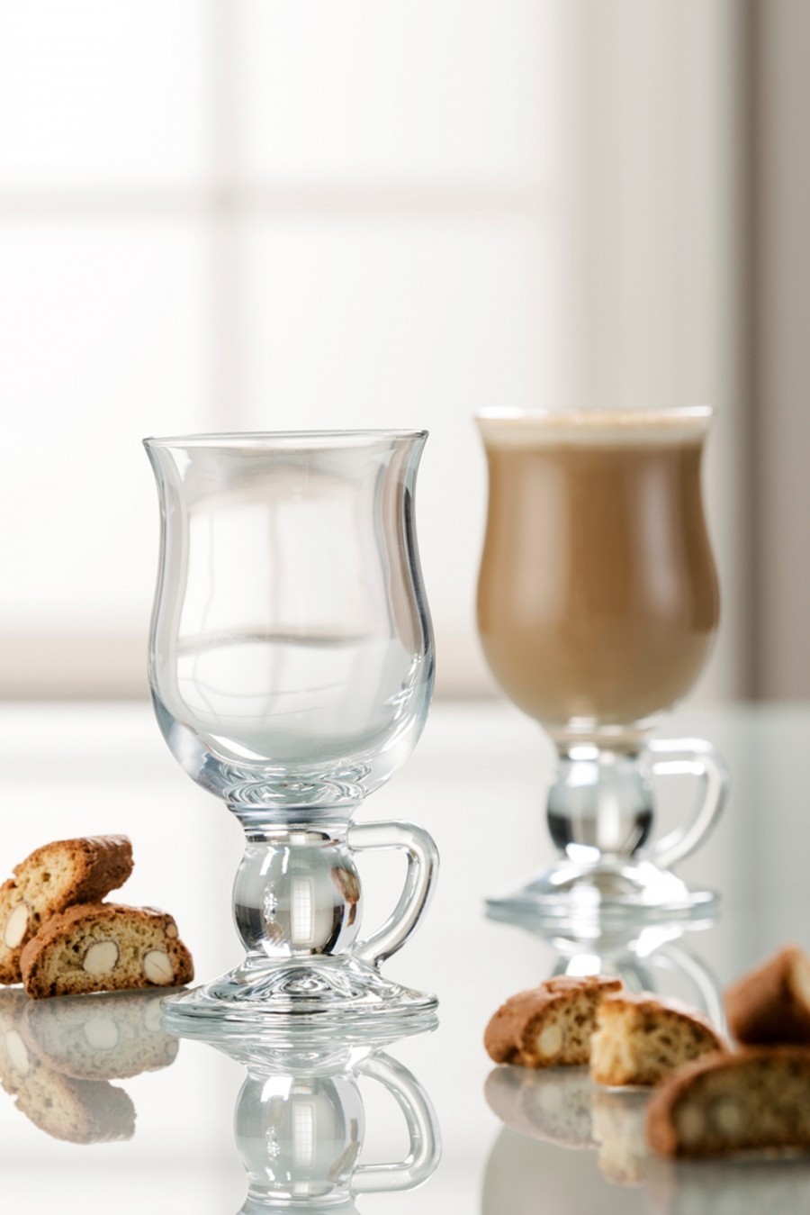 Fancy Latte Mugs