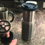 French Press Travel Mug System