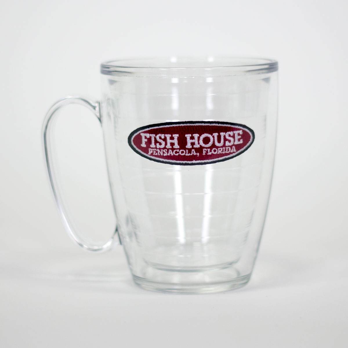 Image of: Glass Tervis Mug
