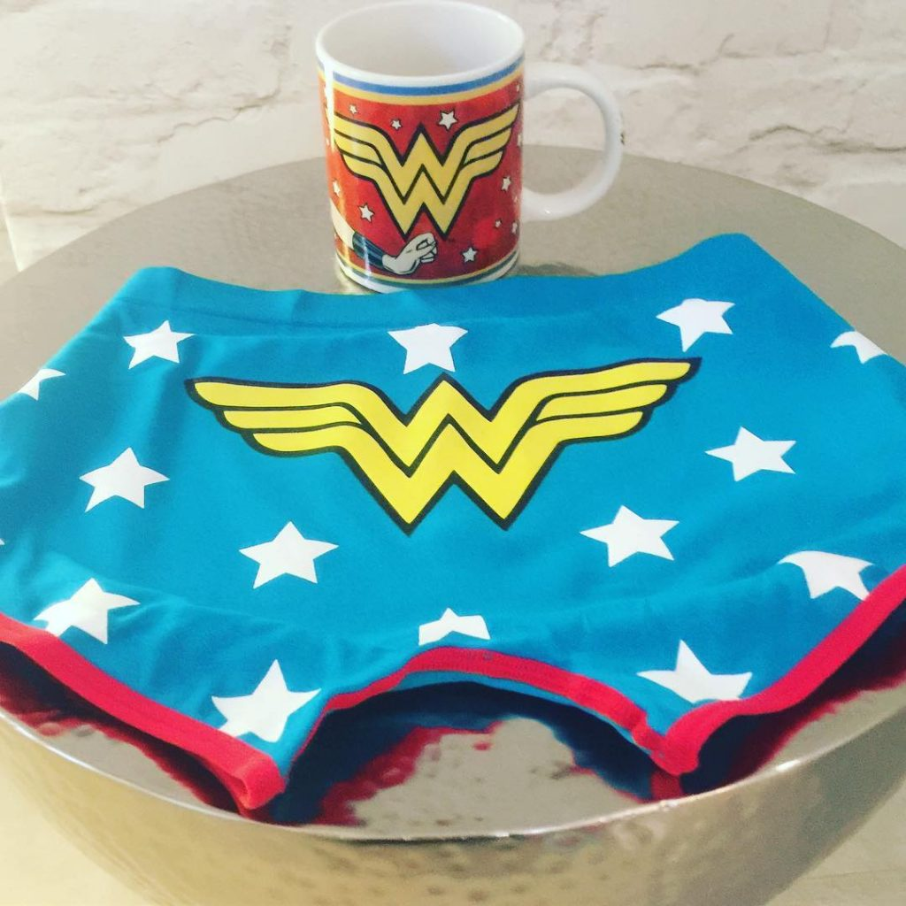 Image of: Good Wonder Woman Mug