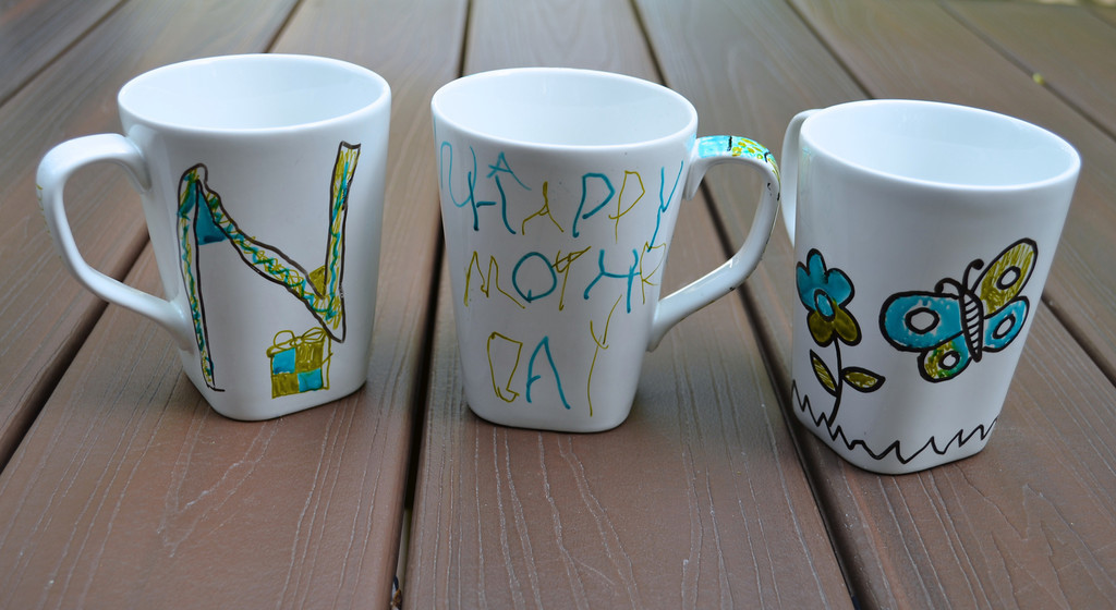Image of: Grandma Mug DIY
