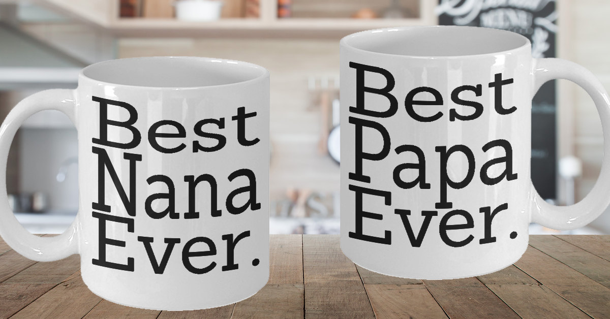 Image of: Grandma Mug Ideas