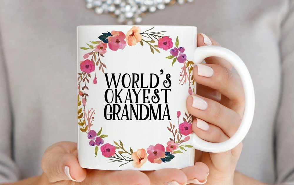 Image of: Grandma Mug in Store