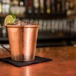 Great Copper Mug Bar
