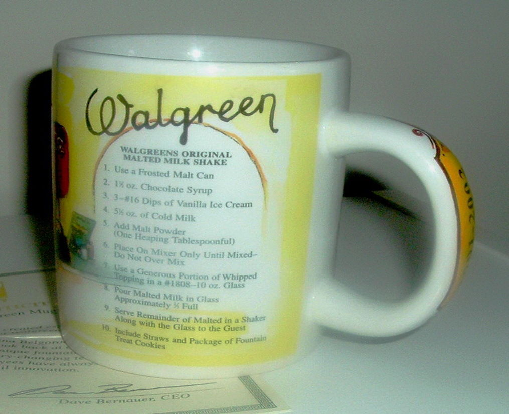 Image of: Great Walgreens Photo Mug